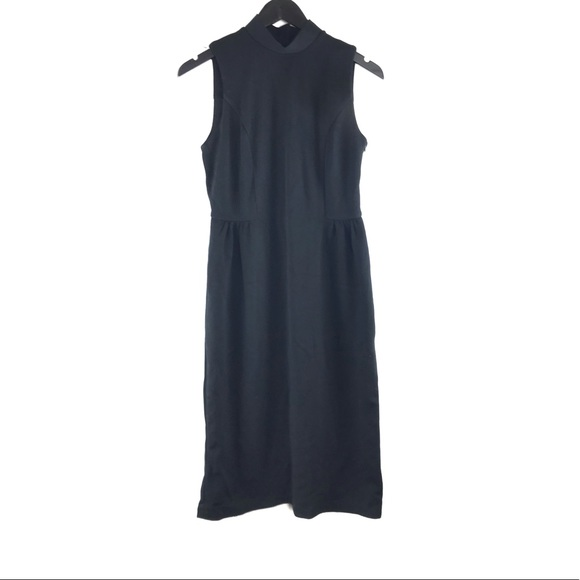 Banana Republic Dresses & Skirts - Banana Republic Mock Turtleneck Sleeveless Dress